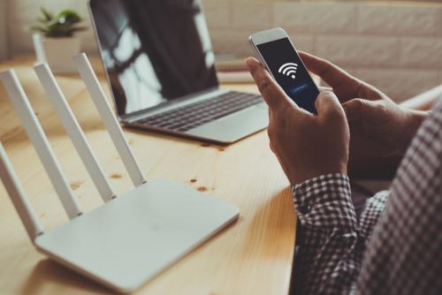 Identify and eliminate WiFi dead spots